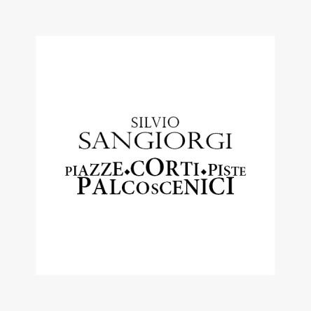 Logo Silvio Sangiorgi Piazze, Corti, Piste, Palcoscenici