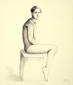 Silvio Sangiorgi - Ritratti di acrobati