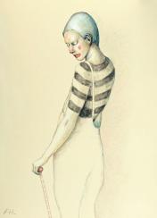 Galleria di ritratti di teatranti