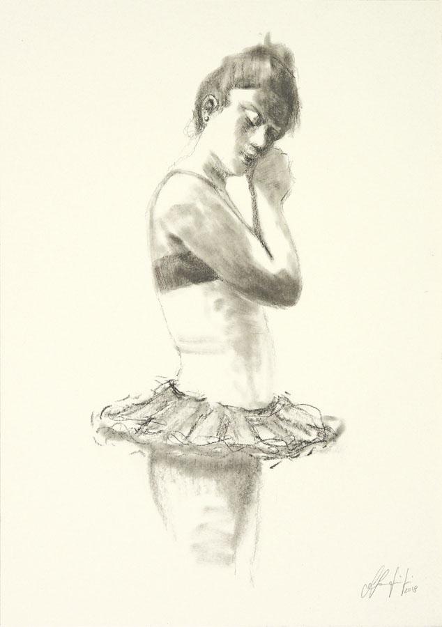 Galleria di ritratti di ballerini