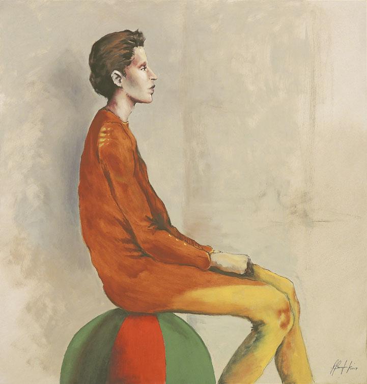 Galleria di ritratti degli equilibristi