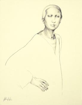 Galleria di ritratti di mimi
