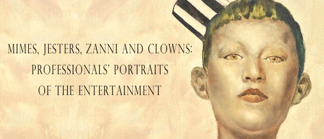 Immagine in primo piano della galleria di ritratti di circensi