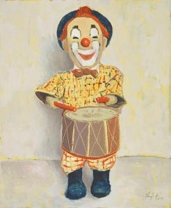 Silvio Sangiorgi - Ritratti di giocattoli