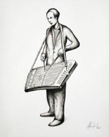 Galleria di ritratti di musicanti