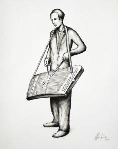 Silvio Sangiorgi - Ritratti di musicanti