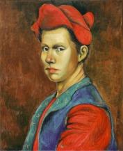 Galleria di ritratti di clown
