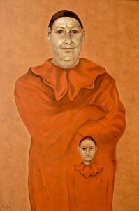 Silvio Sangiorgi - Ritratti di circensi