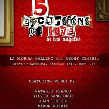 Locandina La Mancha Gallery Art Group Exhibit
