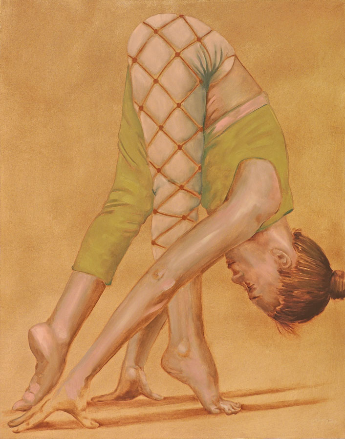 Galleria di ritratti di acrobati