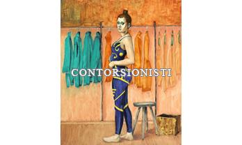 Galleria di ritratti di contorsionisti