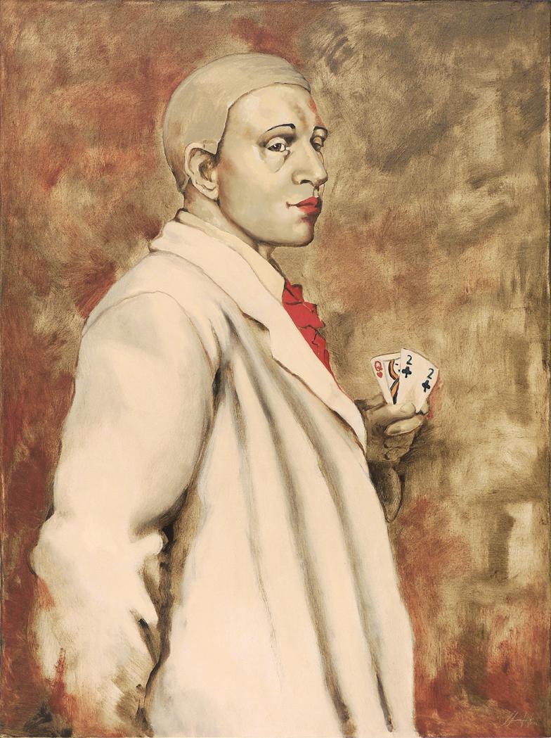 Galleria di ritratti di prestigiatori