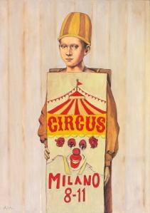 Silvio Sangiorgi - Ritratti di parata