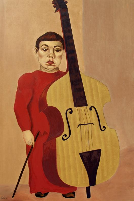 Silvio Sangiorgi - Ritratti di musicisti