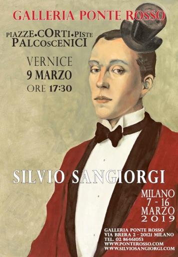 Manifesto Mostra Galleria Ponte Rosso