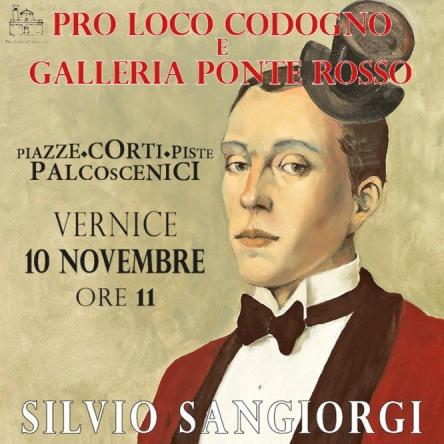 Mostra personale di Silvio Sangiorgi