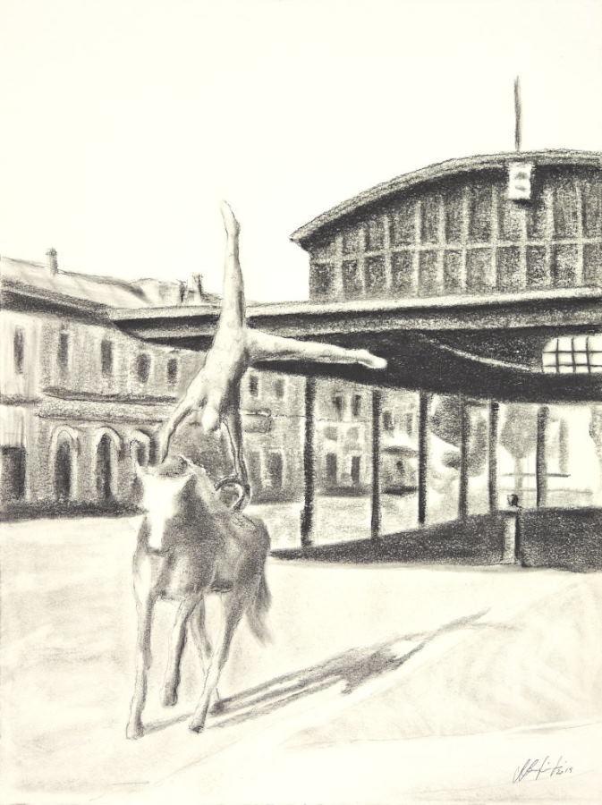Mostra personale di pittura di Silvio Sangiorgi