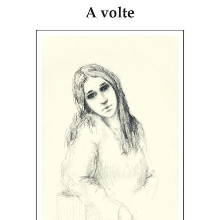 Copertina del racconto A volte di Alessandro Leonoro
