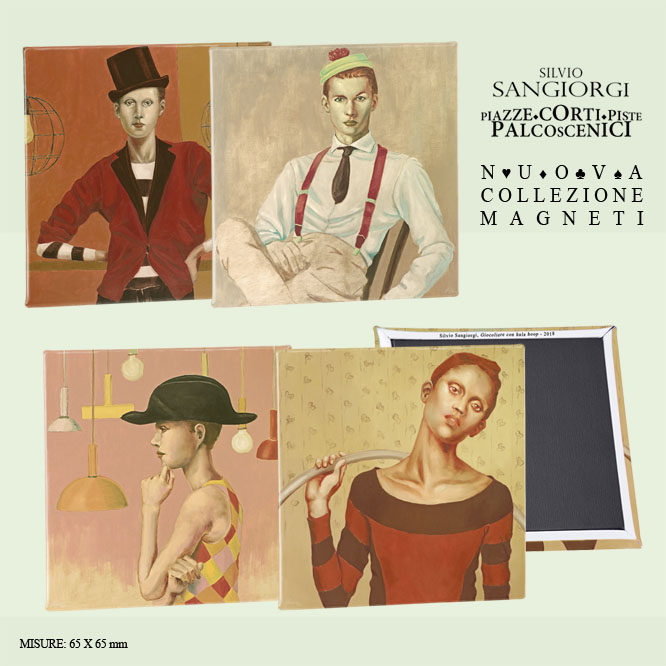 Silvio Sangiorgi - Magneti