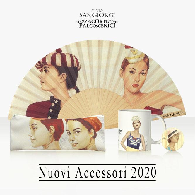Silvio Sangiorgi - Nuovi Accessori 2020