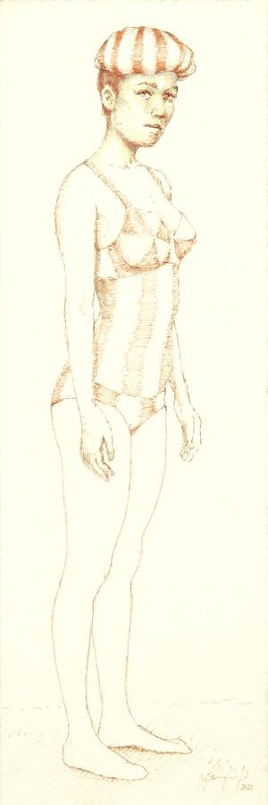 Silvio Sangiorgi - Ritratti di contorsionisti