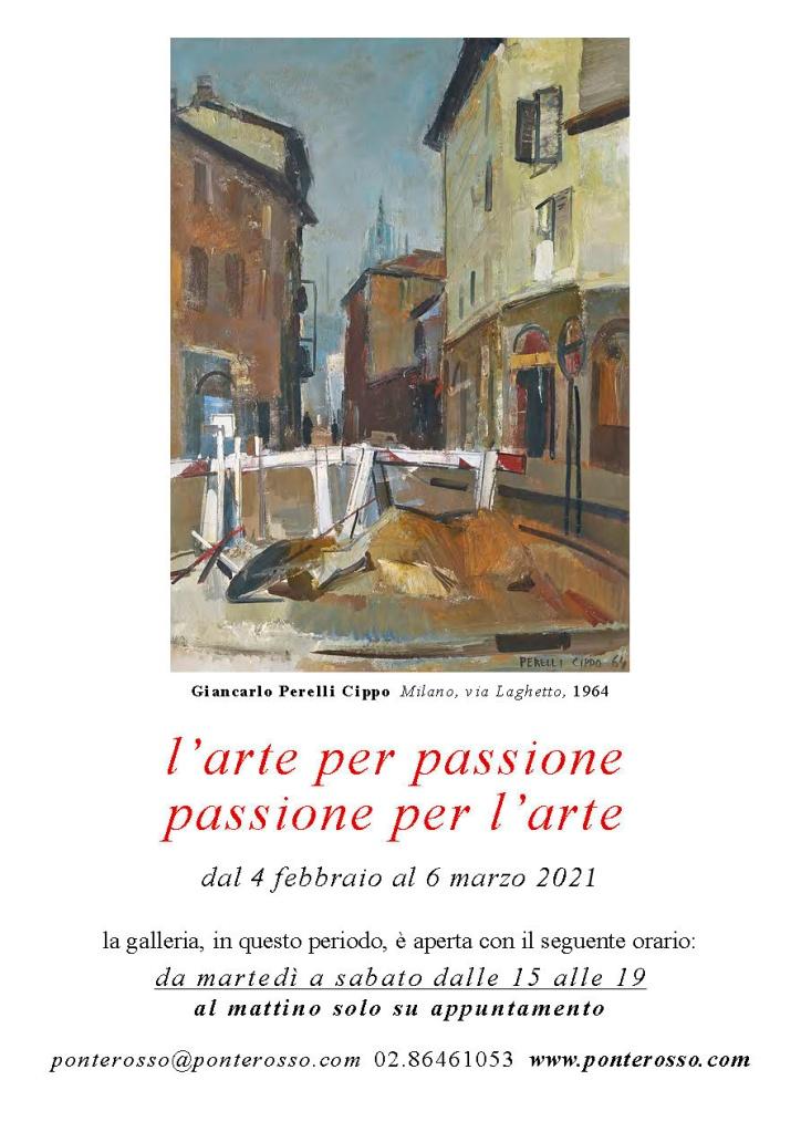 Silvio Sangiorgi - l'arte per passione, passione per l'arte