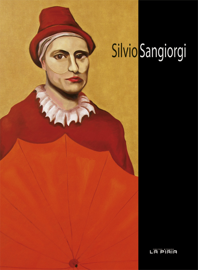 Catalogo mostra personale di Silvio Sangiorgi 2011