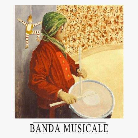 Silvio Sangiorgi - Galleria Banda Musicale