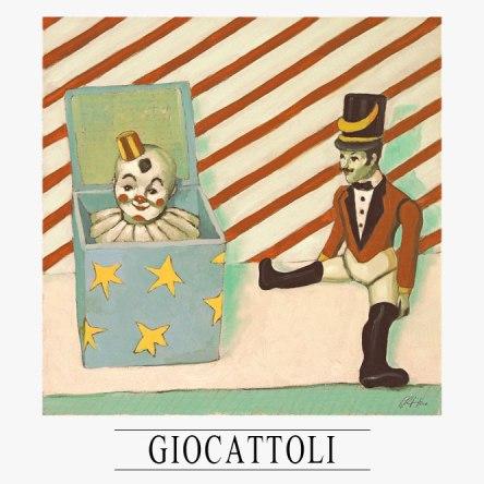 Silvio Sangiorgi - Galleria Giocattoli