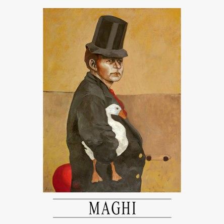Silvio Sangiorgi - Galleria Maghi