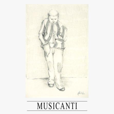 Silvio Sangiorgi - Galleria Musicanti