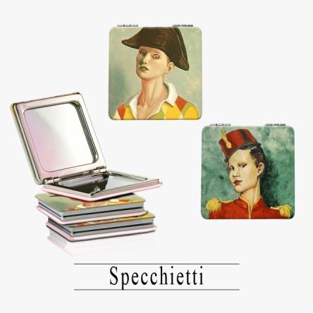 Silvio Sangiorgi - Specchietti